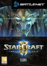 DIGITAL StarCraft 2: Legacy Of The Void (PC) PL @3kropki