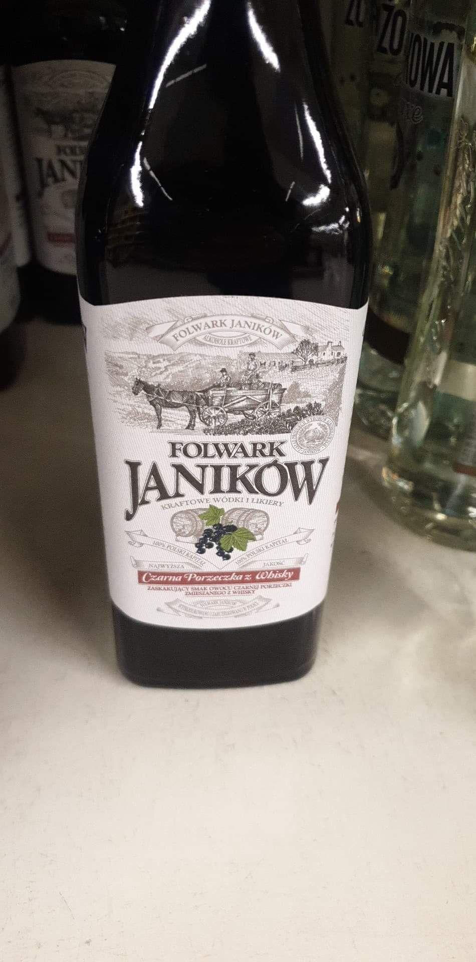 Likier - Folwark Janików 30% sklep TESCO