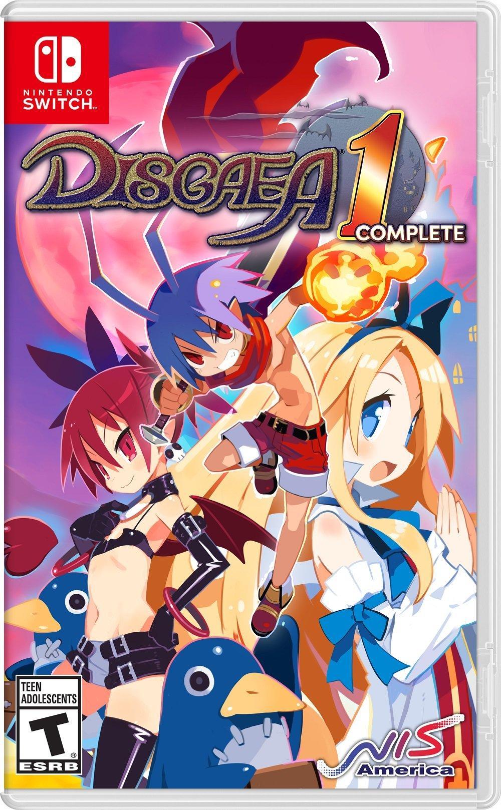 Disgaea 1 Complete [Nintendo Switch] @ Amazon.it