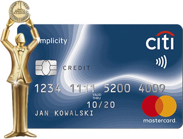Karta prezentowa do Lidla o wartości 400 zl za założenie karty kredytowej SIMPLICITY i spełnienie warunków @ CITI