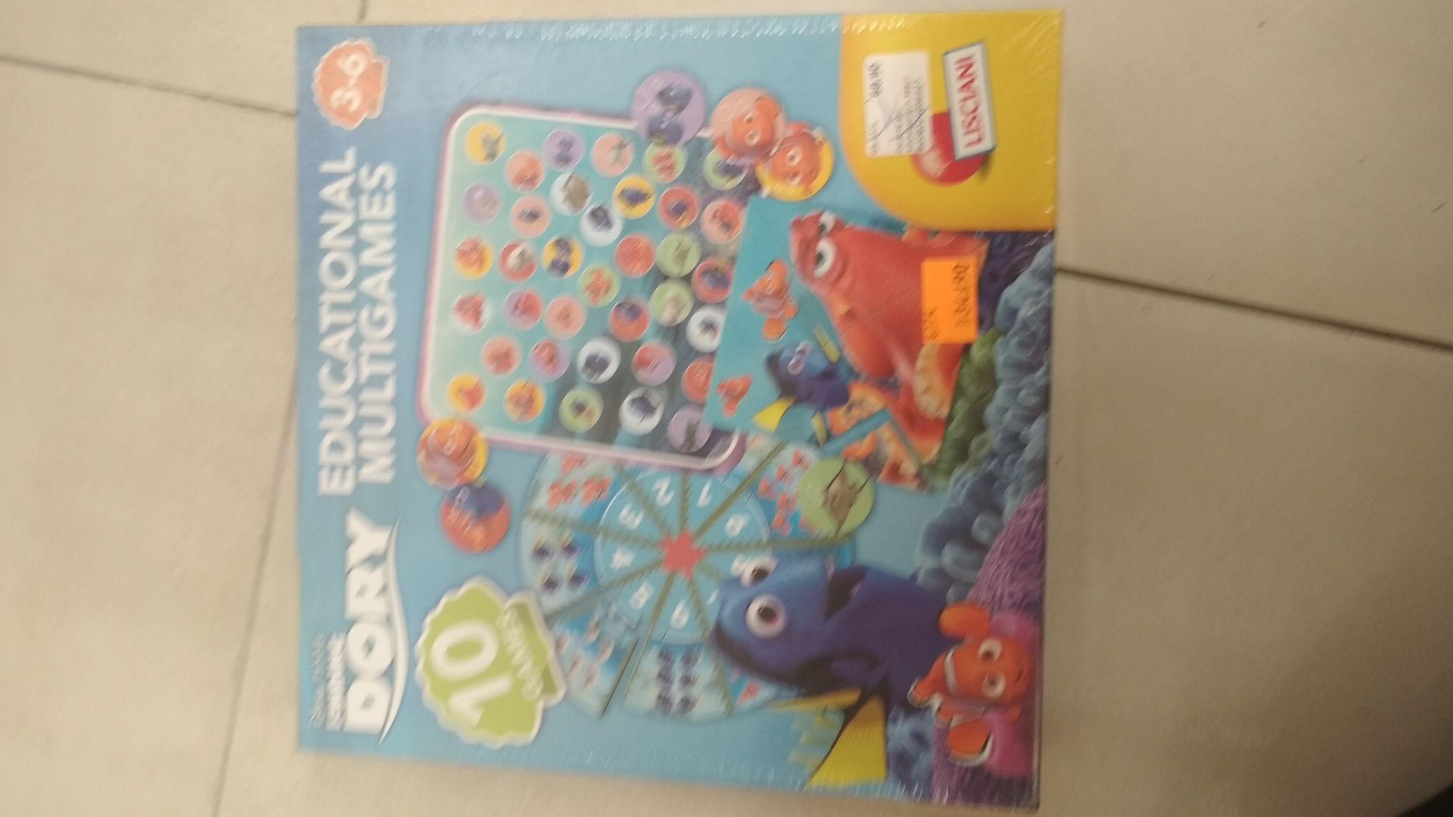 Gra Dora 10 gier Świat Zabawek Galeria Młociny