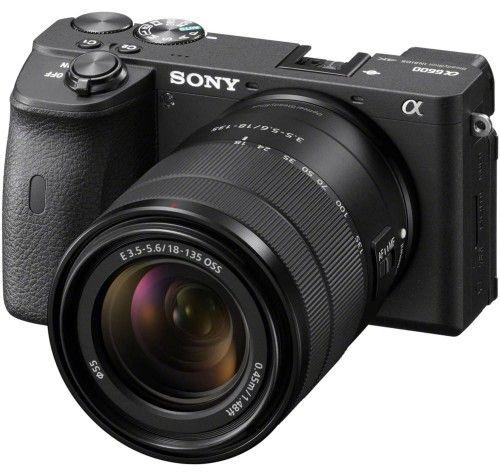 Aparat Sony a6600 z obiektywem 18-135 tańszy prawie o 5 stów.