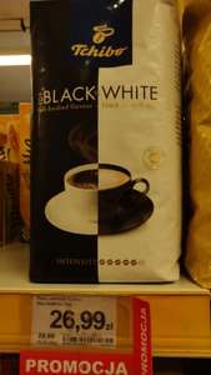 [DINO] Kawa ziarnista Tchibo Black & White 1kg