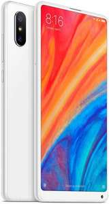 Smartfon Xiaomi Mi Mix 2S 6/128, Biały @Amazon.it