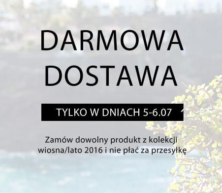 Darmowa dostawa bez minimalnej kwoty zamówienia @ Greenpoint