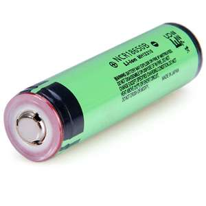 4x ogniwo NCR18650B (3400 mAh) PROTECTED @Gearbest