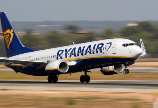Bilety Ryanair od 19zł w 1 stronę