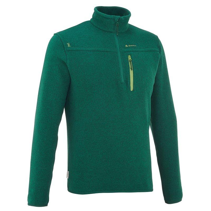 Męski sweter turystyczny Arpenaz 300 za 39,99zł (-50%) + darmowa dostawa @ Decathlon