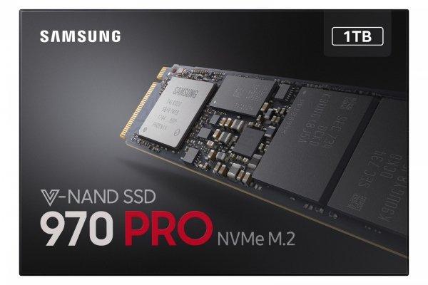 Samsung SSD 970 PRO M.2 1TB