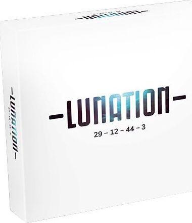 Gra planszowa Lunation, cena z odbiorem w netpunkcie (oraz inne gry z kodem)