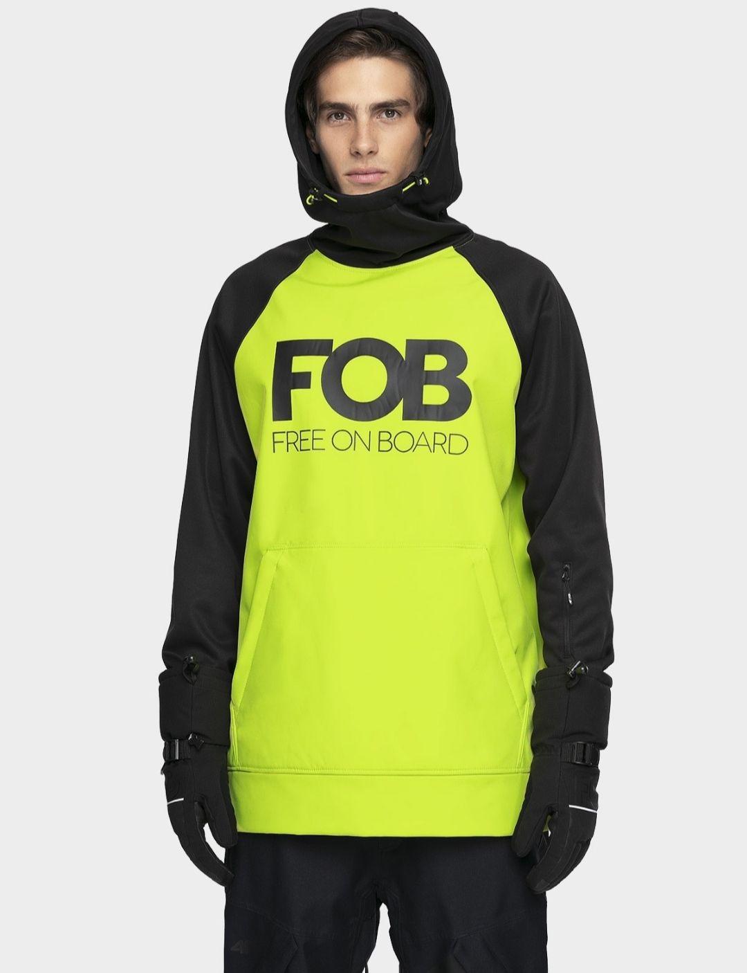 Bluza snowboardowa męska XL