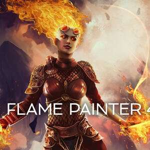 Flame Painter 4 (Win, Mac)