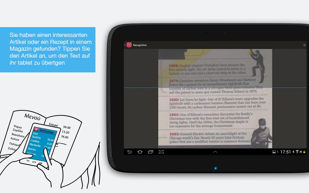 ABBYY TextGrabber + Translator 80% Taniej. Android