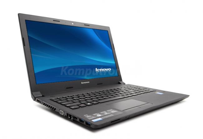 """Laptop Lenovo B50-80 (15.6"""", Intel i3 5gen, 4GB RAM, 500GB HDD, Radeon R5 M330 1GB) @ Komputronik"""