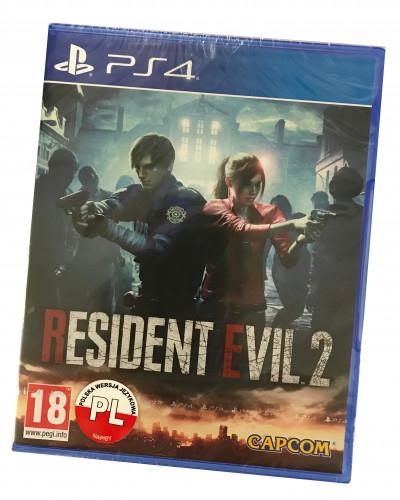 Resident Evil 2 (PS4) PO POLSKU 79zł!