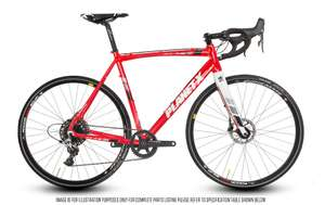 Rower Planet X XLA SRAM Apex1 Cyclocross