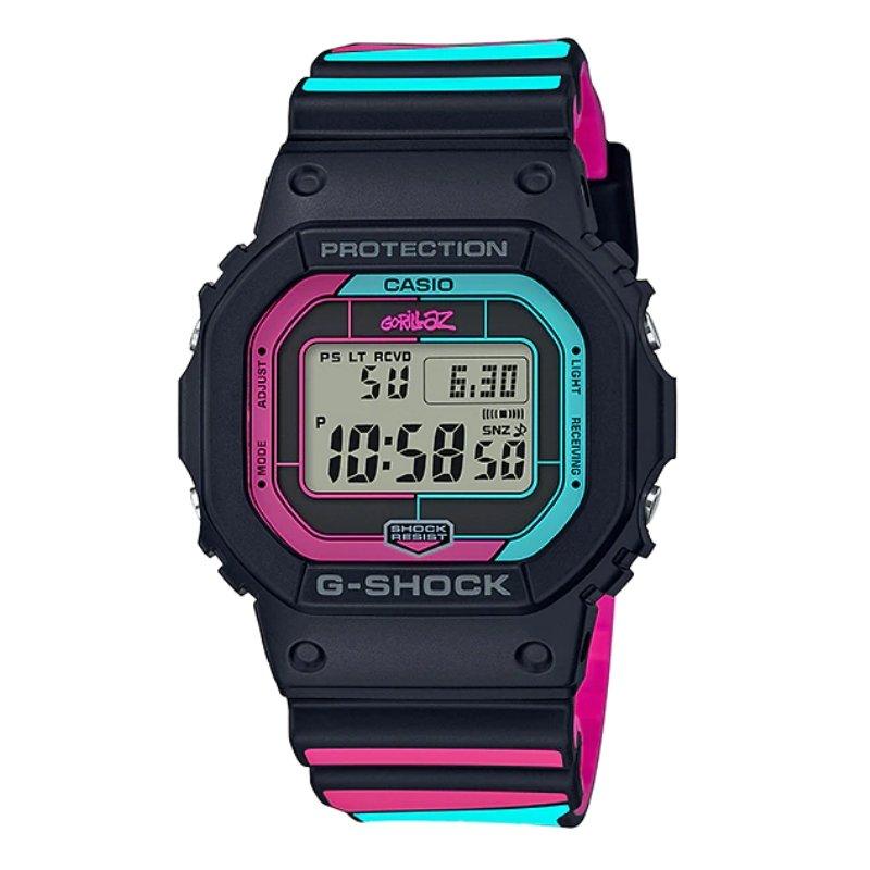 Casio G-Shock GORILLAZ GW-B5600GZ-1ER Limited