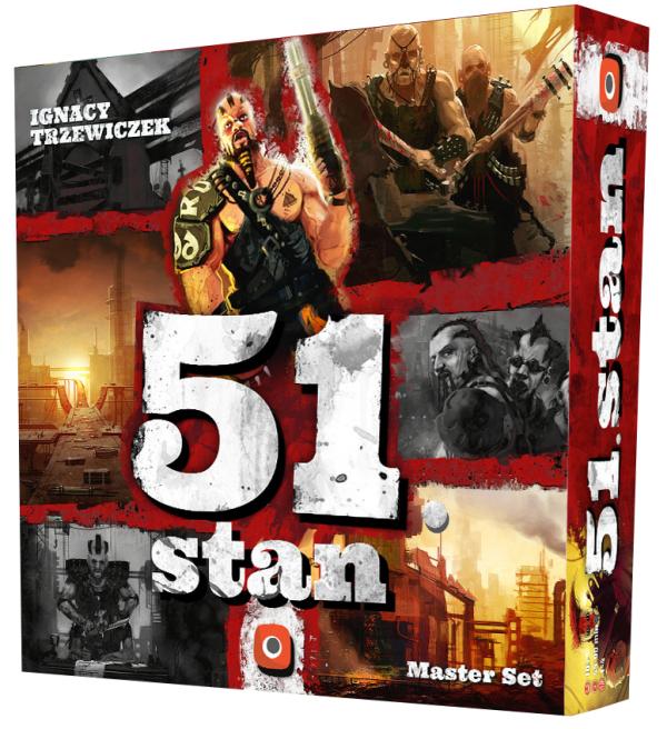 51 stan : Master Set   ( GRA PLANSZOWA )
