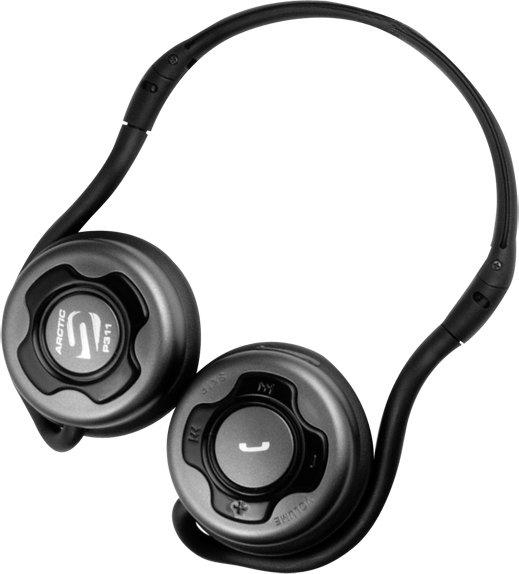 Bezprzewodowe słuchawki Arctic P311 (czarne) za 69zł + darmowa dostawa@ Morele
