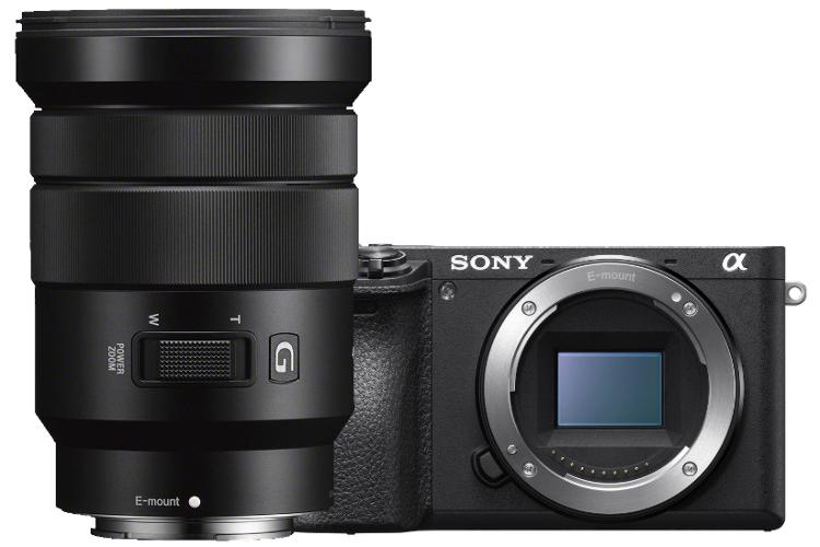 Sony A6500 z ob. 18-105f/4.0 G PZ OSS
