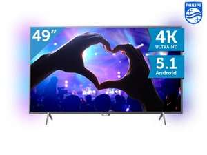 """TV Philips 49PUS6401/12 49"""" z Androidem @ Ibood.com"""