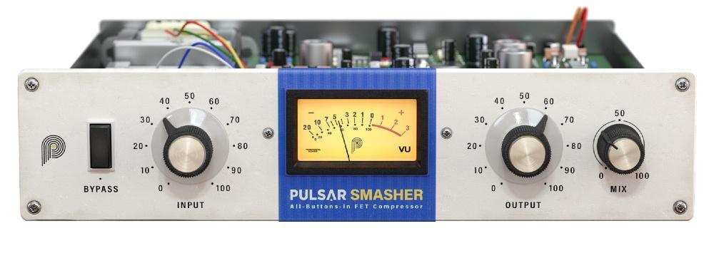 Darmowy plugin Smasher od Pulsar Audio