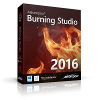 Ashampoo Burning Studio 2016 @ SharewareOnSale