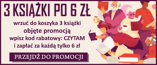 3 książki po 6 złotych w dadada.pl