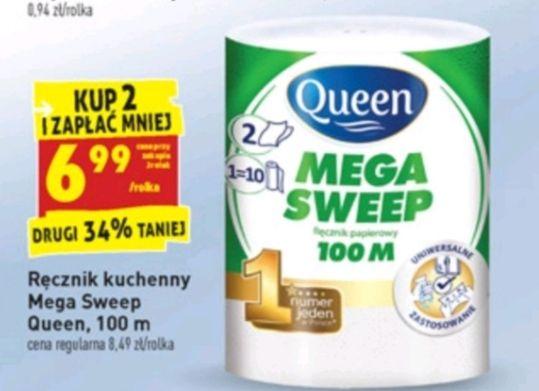 Ręcznik papierowy Queen Biedronka