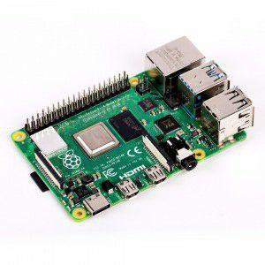Raspberry Pi 4 model B WiFi DualBand Bluetooth 2GB RAM 1,5GHz