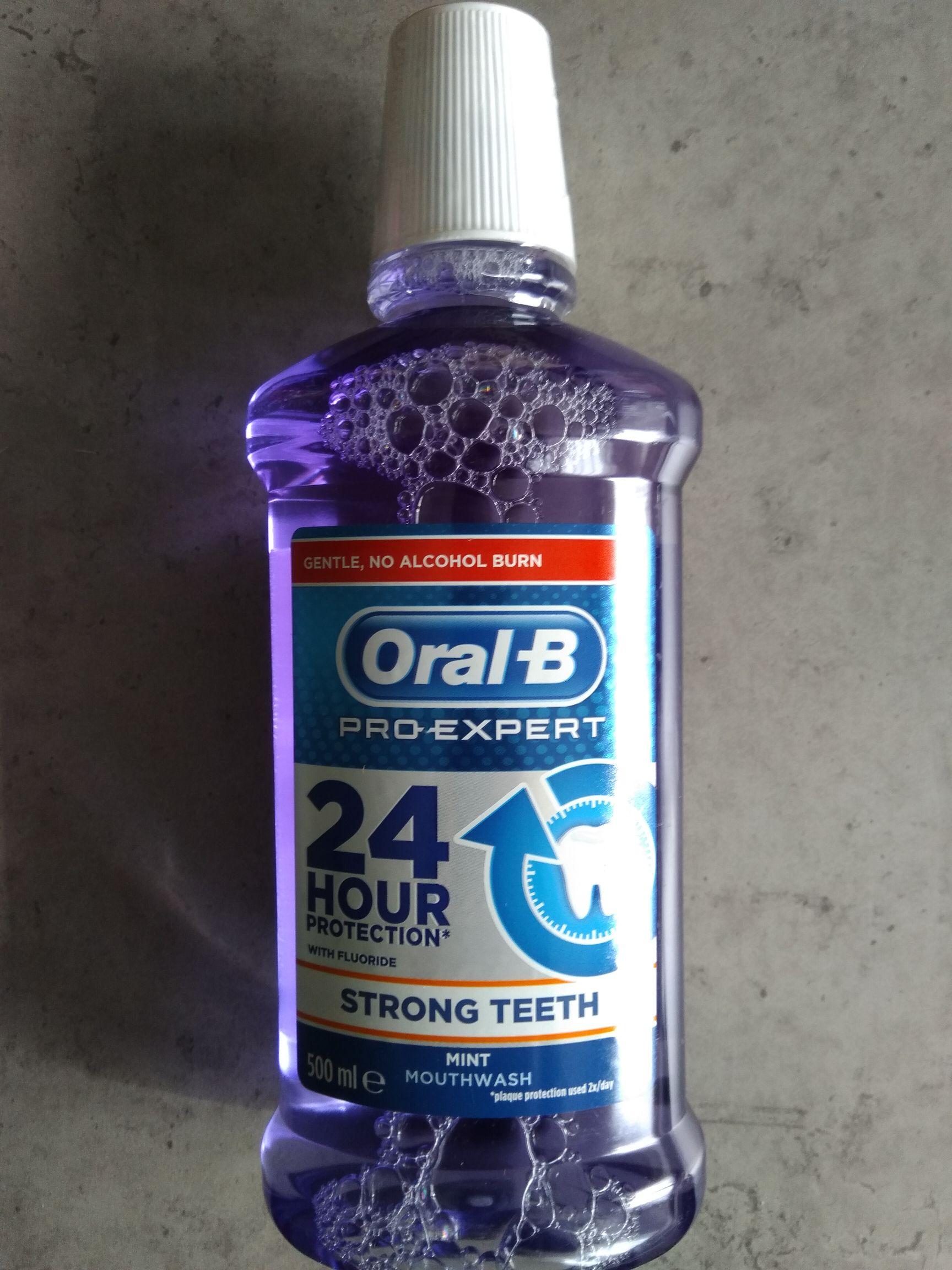Oral-B do płukania