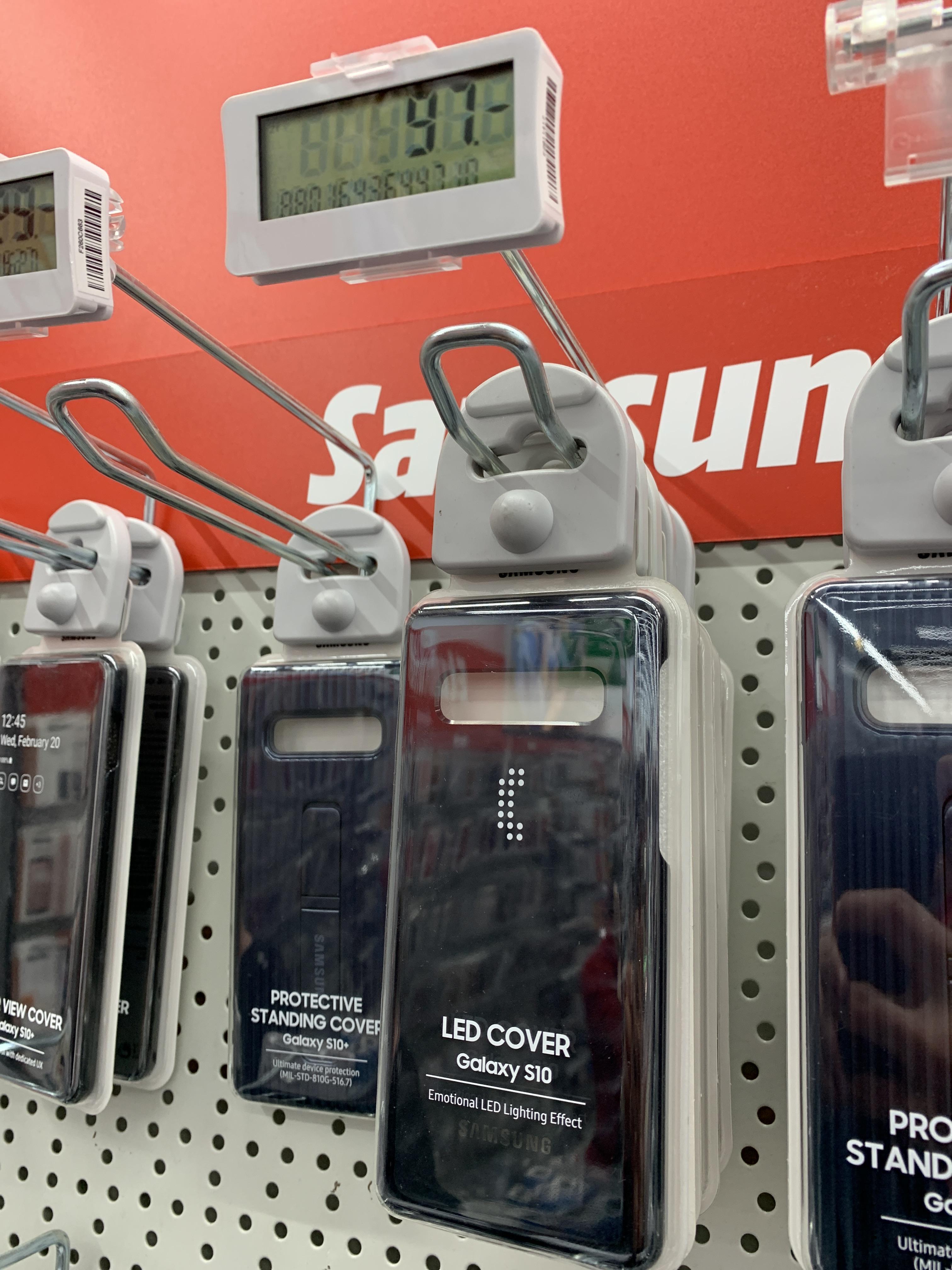 Samsung cover Galaxy s10 , s10e , s10+ Media Markt