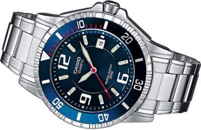 Tani diver zegarek Casio MTD-1053D-2AVES