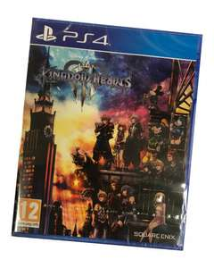 Kingdom Hearts III (PS4) za 59zł!