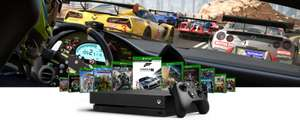 XBOX ONE X + Forza Horizon 4 LEGO Speed Champions