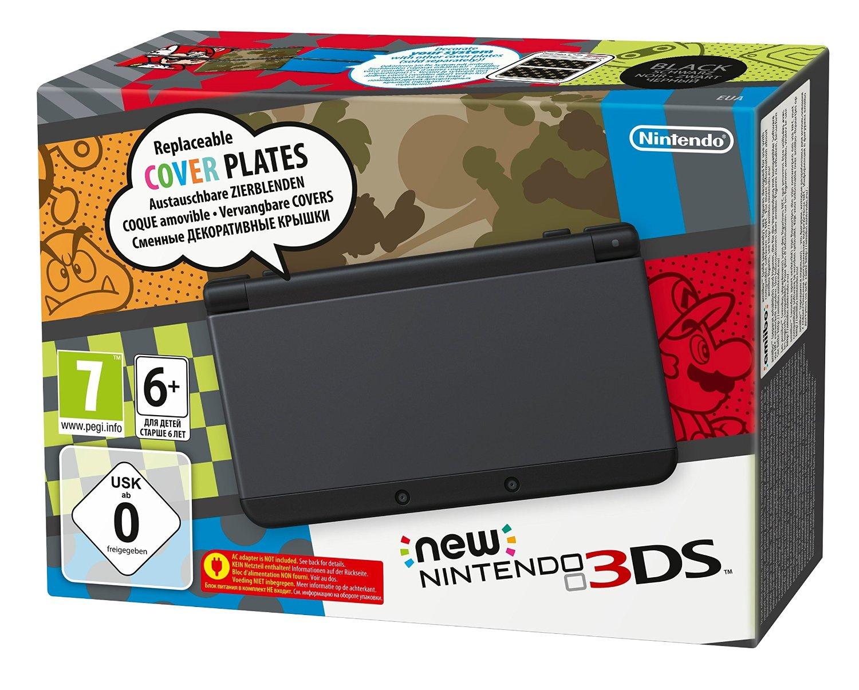 New Nintendo 3DS za ok. 525zł @ Amazon.de (WHD)