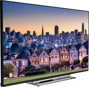 "Telewizor 4K 49"" TOSHIBA 49UL5A63DG, Direct Led, HDR, 350cd, 2000 TPQ, 50Hz, Subwoofer"