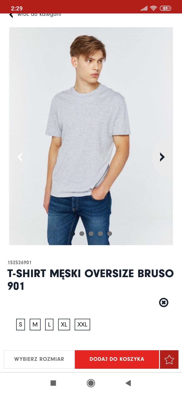 T-shirt Big star + dodatkowy rabat