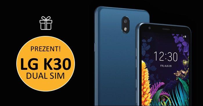 Smartfon LG K30 Dual SIM za darmo w promocji Citibank (II edycja)