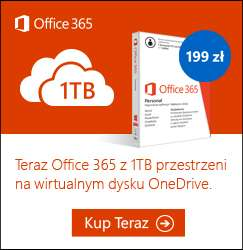 Pakiet Microsoft Office 365 Personal @ agito.pl