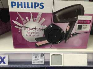 Travel set hair Philips -50%