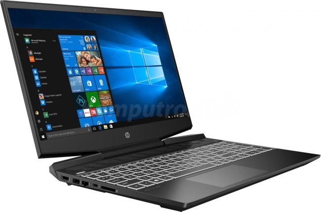 HP Pavilion Gaming 15 GTX 1650 i5-9300H 8 GB RAM 256 GB SSD Windows 10 w komputronik