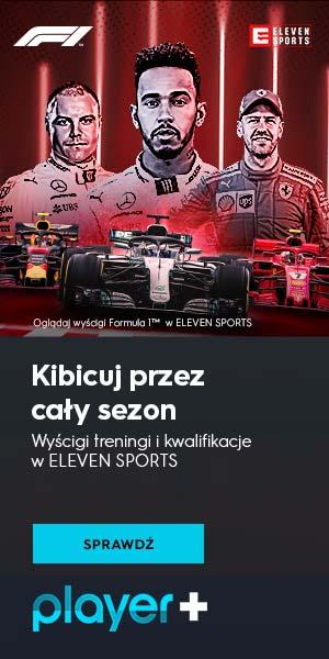 Pakiet Eleven Sports w player.pl na 10 miesięcy