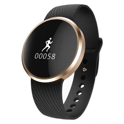 Smartwatch MiFone L58 - IP67, BT 4.0, OLED, dwa kolory @Gearbest
