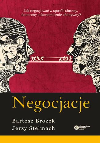 Negocjacje (ebook) Brożek, Stelmach - Copernicus