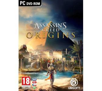 Pudełkowy Assassin's Creed Origins PC za połowe ceny