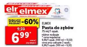 Pasta do zębów Elmex 75ml - Lidl
