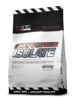 Hi Tec Whey Protein Isolate 1KG - z kodem rabatowym