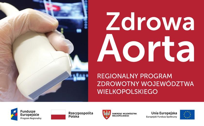 Bezpłatne badania USG Aorty Brzusznej w Programie Zdrowa Aorta - Wielkopolska
