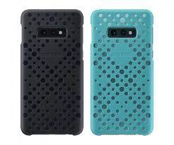 Etui Samsung Pattern Cover Black&Green do Galaxy S10E , cena z dostawą do salonu Vobis lub punktu partnerskiego